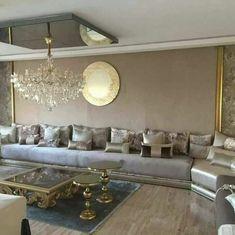 Merveilleux Galerie De Modèles De Salon Marocain Et Plus