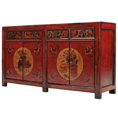Asian Cabinets Antique New York Area