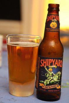 Shipyard Pumpkinhead with a Cinnamon and sugar rimmed glass is wonderful! Pumpkin Beer, Best Pumpkin, Wine And Liquor, Wine And Beer, Wicked Good Cupcakes, Graham Cracker, More Beer, Best Beer, Bartender