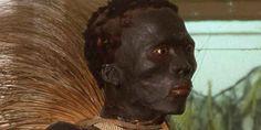 A história cruel de um africano que foi dissecado e exposto como um animal por 80 anos em um museu