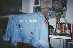 One day I'll have the perfect denim jacket ughh