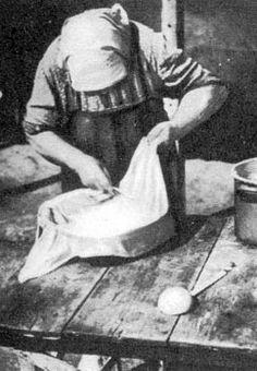 elaboración de queso antigua