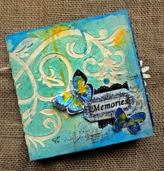 Mini álbum Memories