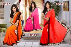 Purchase Saree Now : http://gunjfashion.com/ Watsapp : 90998 23943