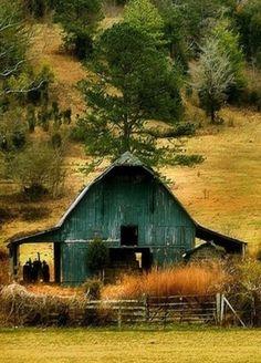 Working barn.