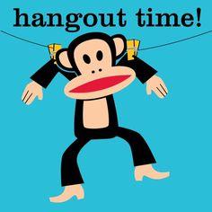 Paul Frank monkey Julius