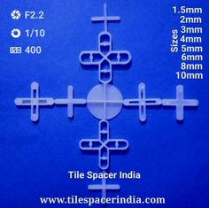 Tile spacer india group of jp enterprises groupofjpenterp on a superior range of tile spacer is offered to our clients in various sizes shapes ppazfo