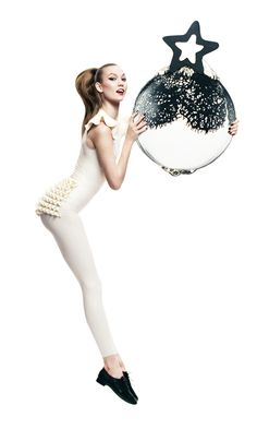 Neiman Marcus + Target #Holiday24 A Christmas Story, Christmas Photos, White Christmas, Latex Fashion, Olay, Stars And Moon, Fashion Pictures, Editorial Fashion, Neiman Marcus
