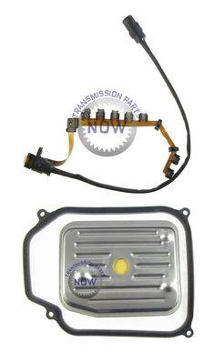 Dodge Chrysler A604 40TE 41TE transmission solenoid repair