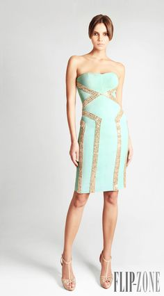 """Georges Hobeika """"Signature"""", S/S 2013 - Ready-to-Wear - http://www.flip-zone.com/georges-hobeika-3140"""