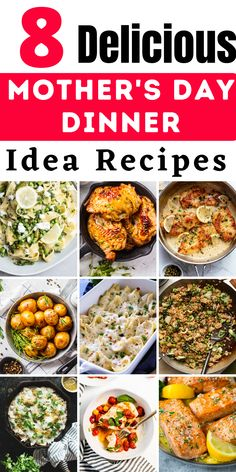 Fast Healthy Meals, Easy Healthy Recipes, Quick Easy Meals, Easy Dinner Recipes, Holiday Recipes, Dinner Ideas, Mothers Day Meals, Mothers Day Dinner, Main Dishes