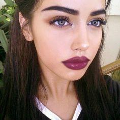 Imagen de girl, makeup, and wolfiecindy