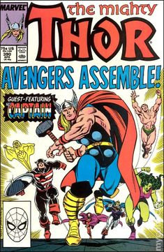 Thor  Auction your comics on www.comicbazaar.co.uk