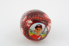 Turn a white baseball into a unique, customized gift that will surely put a smile on your loved one's face. Any baseball fans and baseball players would love this amazing baseball gift.