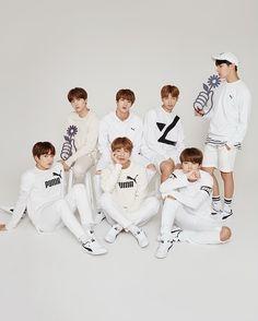 BTS PUMA 07.2017