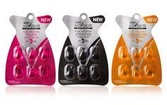 Makarizo Advisor Hair Vitamin Capsule on Packaging of the World - Creative Package Design Gallery