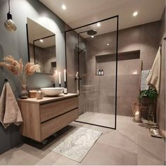 Bathroom Design Luxury, Bathroom Colors, Modern Bathroom Design, Small Bathroom, Bathroom Ideas, Budget Bathroom, Master Bathroom, Remodel Bathroom, Bathroom Inspo