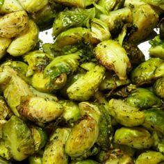 Przepisy Kulinarne, Brukselka pieczona z ziołami i oliwą Sprouts, Appetizers, Food And Drink, Fruit, Vegetables, Recipes, Pierogi, Appetizer, Recipies