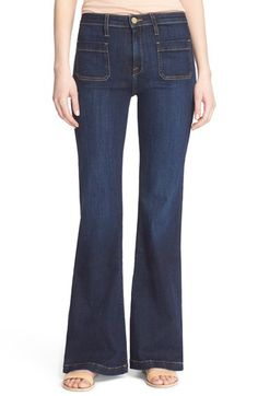 Joie 'Enchente' Flare Jeans (Nordstrom Exclusive) available at #Nordstrom