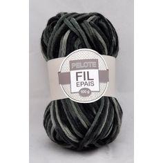 Laine FIL EPAIS chinée - Sperenza Laine, boutique de laines et articles de mercerie