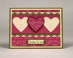 Card for Valentine's Day