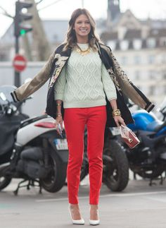 """luckymag: """" 30 Perfect September Outfits: September 26 » """""""