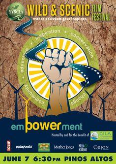 4th Annual Wild & Scenic Film Festival and Gila River CD/DVD Release Party « Gila Conservation Coalition