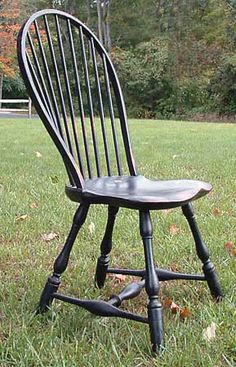 great early american chair