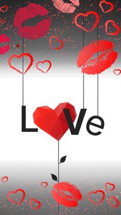 Diamond-Shaped Heart....