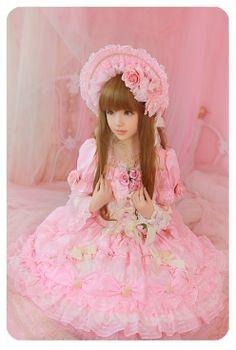 Sweet Lolita - Kiyohari