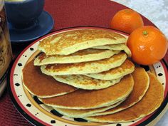These oat pancakes are fast, delicious and nutritious