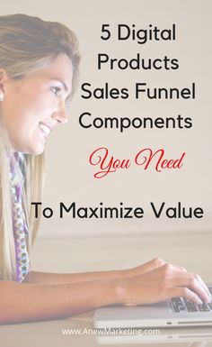 Every successful business needs to have an effective sales funnel. The idea is to develop numerous products and services at every price point.