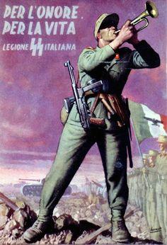 DONNE E MOSCHETTO BOCCASILE PERFETTO: UN ILLUSTRATORE ITALIANO AL SERVIZIO DELLE SS