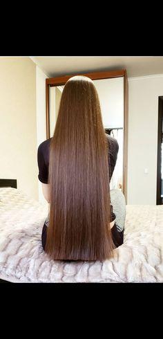 Really Long Hair, Super Long Hair, Beautiful Long Hair, Amazing Hair, Straight Hairstyles, Cool Hairstyles, Hair 24, Sleek Updo, Rapunzel Hair