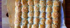 Jednohubky z listového těsta - Zrzka v kuchyni Brunch, Food And Drink, Bread, Snacks, Breakfast, Morning Coffee, Appetizers, Brot, Baking