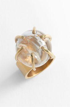 Kelly Wearstler Quartz Ring available at #Nordstrom