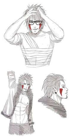 Naruto Sexy (Chicos) - Kiba Inuzuka  #wattpad #de-todo