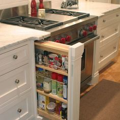 Spice rack! I must have one of these.   Kitchen   Pinterest ...