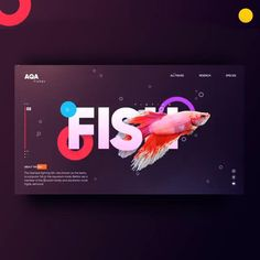 Web Design Examples, Web Ui Design, Design Trends, Ui Ux Designer, Web Design Tutorial, Website Design Inspiration, Site Internet, Applications, Presentation Design