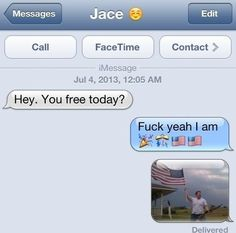 This check-in: | The 26 Most American Comebacks In The History Of The World