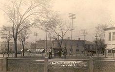 B & O Railroad - Loveland