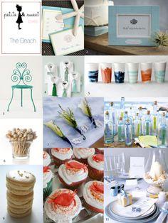 lovely ideas for a beach theme wedding