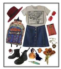 """No Mythologies To Follow"" by the-heretic-child ❤ liked on Polyvore featuring Vegetarian Shoes, Gucci and Miss Selfridge"