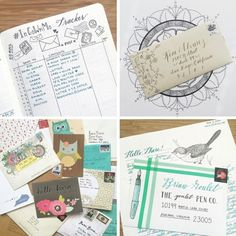 Have you heard about InCoWriMo? It's a challenge run every February to help spread the love of handwritten letters. Won't you join us?