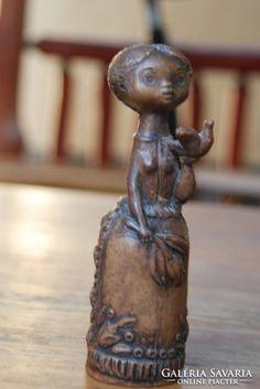 Kovács Margit (Mesebeli lány) - bewri Hungarian Women, Lany, Budapest, Buddha, Greek, Museum, Sculpture, Statue, Sculptures