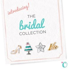 The Bridal Collection from Origami Owl comes out in mid-August!   https://www.facebook.com/origamiowlbyMaryEllaDouglas?ref=hl&ref_type=bookmark