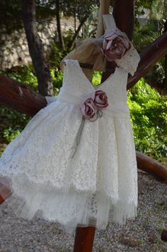 Girls Dresses, Flower Girl Dresses, Toddler Fashion, Christening, To My Daughter, Victorian, Gowns, Wedding Dresses, Baptism Ideas