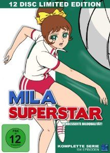 Mila Superstar - Die komplette Serie Episoden 1-104 12 DVDs Limited Edition: Amazon.de: Fumio Kurokawa, Eiji Okabe: Filme & TV