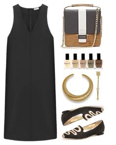 Black dress by runway2street on Polyvore featuring polyvore fashion style Non Emy Mack Hissia Lauren B. Beauty clothing