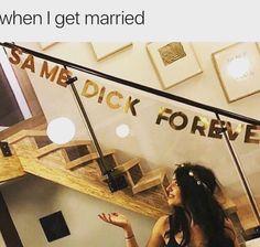 Same dick forever
